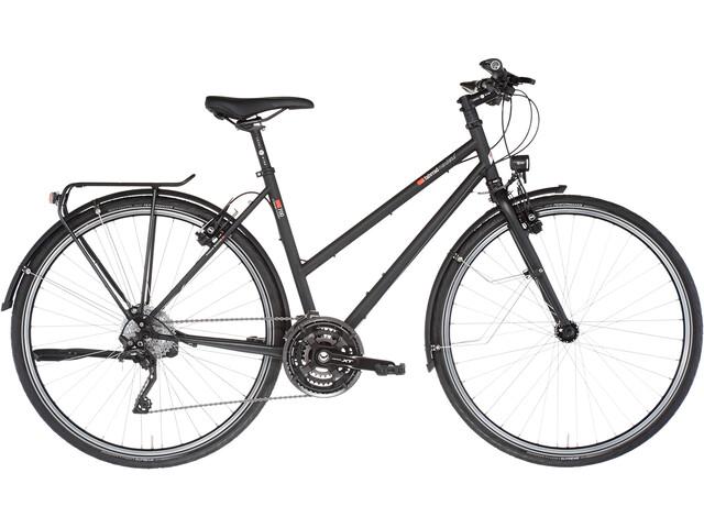 vsf fahrradmanufaktur T-700 Trapeze Deore XT 30-speed H22, negro